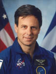 Ilan Ramon, mission specialist, Israel's first astronaut