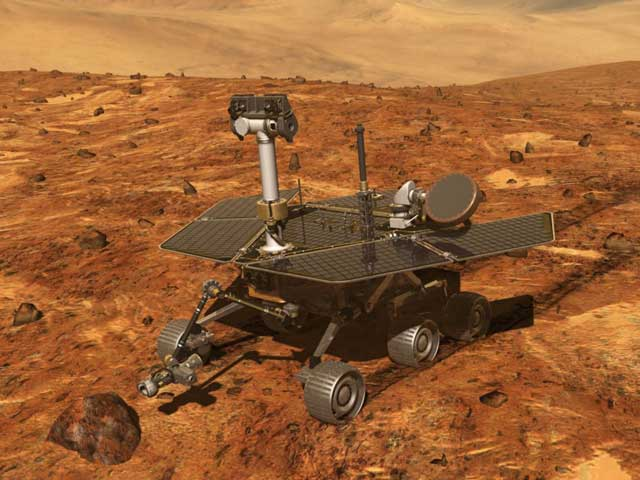 mars rovers expiditon - photo #48