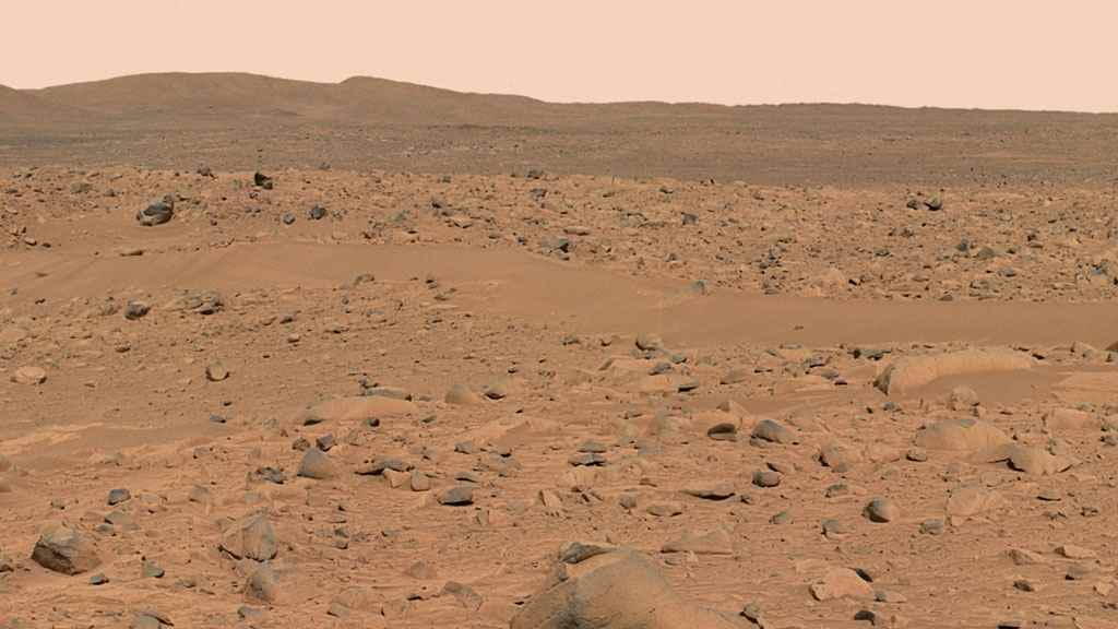 Space Today Online - Exploring the Red Planet - 2003 Mars ...