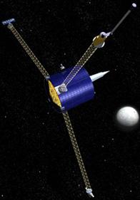 Lunar Prospector arms