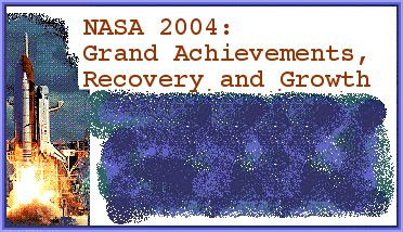 NASA Year 2004 in Review
