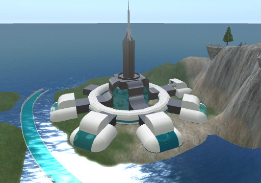 Space Today Online - NASA in Second Life