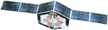 AMSAT image of Phase 3D