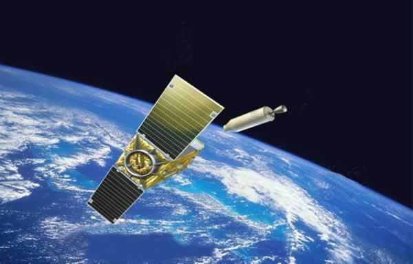 XSS-11 approaches Minotaur