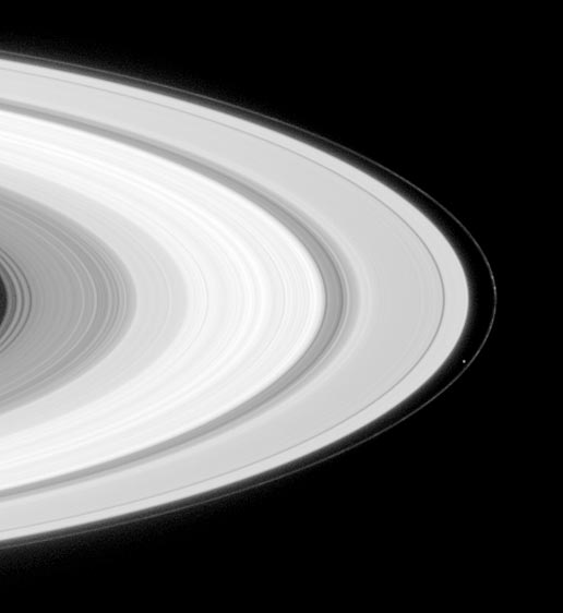 Saturn s rings by Cassini