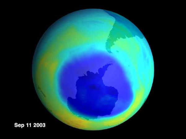 depletion of ozone layer essay