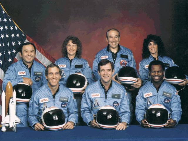 Challenger STS-51L Crew