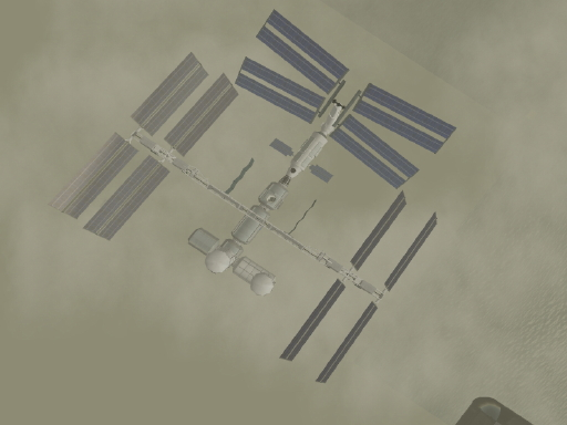 Space Today Online - Second Life - International Space Station