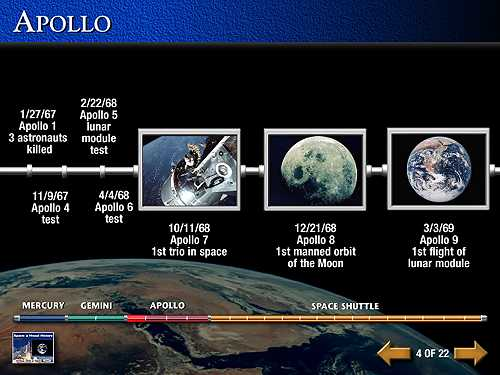 apollo space missions timeline - photo #5